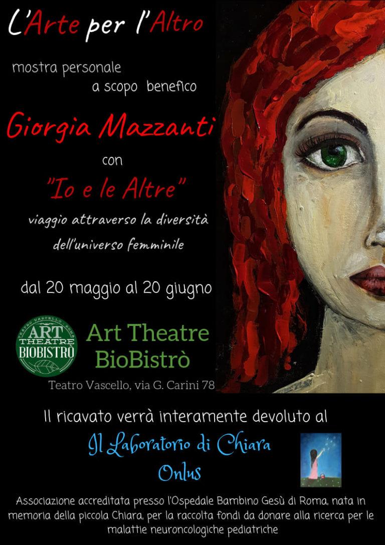 """""""Io e le altre"""" - Mostra personale di Giorgia Mazzanti"""